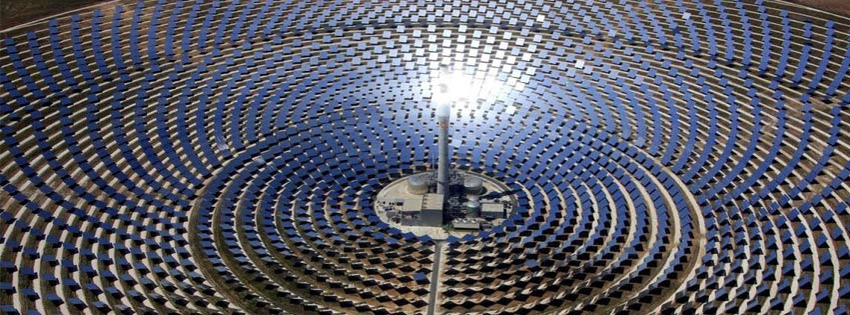 [Curiosities] Do you know where the world's largest concentrated solar power plant is?