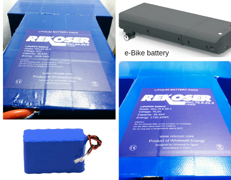 custom battery pack manufacturing